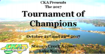 The CKA 2017 Tournament of Champions