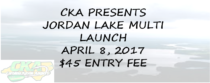 CKA Tournament #3: Jordan Lake Multi-Launch