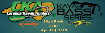 CKA Tournament #3: High Rock Lake