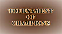 CKA Tournament of Champions update