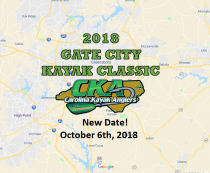 CKA Event 8: The Gate City Classic and KBF Trail