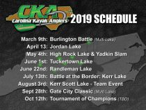 The 2019 CKA Schedule