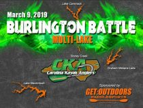 CKA Tournament 1: The Burlington Battle