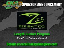 CKA welcomes Zee Bait Co. as an Official Sponsor!