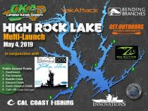 CKA 2019 Event #3: High Rock/Yadkin Slam