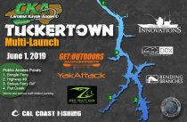 CKA Event #4 Tuckertown Reservoir