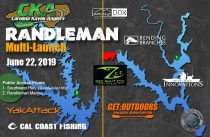 CKA Tournament 5: Randleman lake