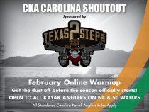 CKA & KBF February On-Line Tournaments