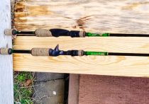 Custom CKA fishing rods from Chris Linville and the Rod Shop