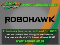 Exclusive Robohawk Discount Offer to CKA anglers