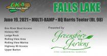 CKA # 5: Falls Lake presented by Greensboro Gardens