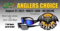 East vs West Anglers Choice Results